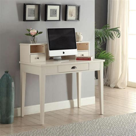 desk with hutch white usl white desk with hutch sk19105 the home depot