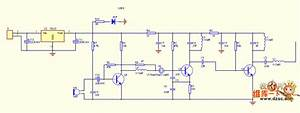 Wireless Hands-free Telephone System Circuit