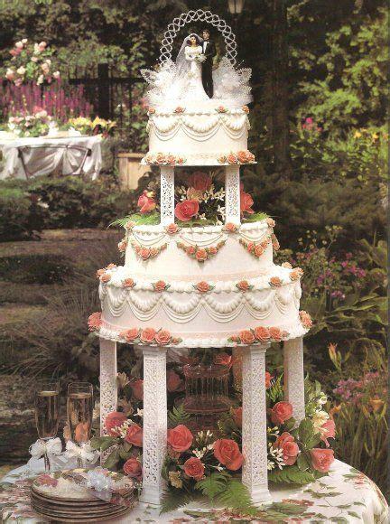 floral fantasy wilton cake gallery wedding ideas