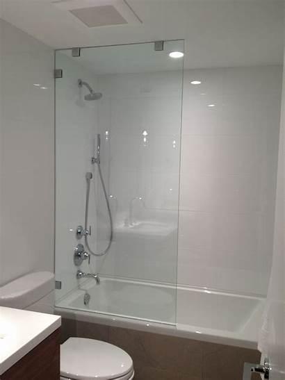 Shower Glass Doors Frameless Install Vancouver