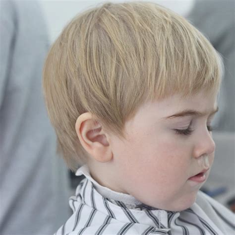 toddler boy haircuts 512 | joshconnollybarber cute traditional toddler boy haircut