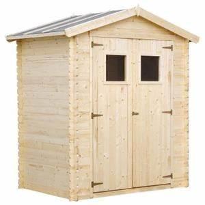 Abri Bois Pas Cher : abri en bois achat vente abri en bois pas cher cdiscount ~ Dailycaller-alerts.com Idées de Décoration