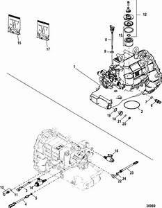 Mercruiser Zeus 3000 Hh Transmissions Parts