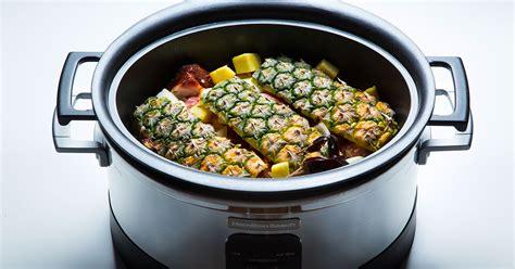 recipe cooker slow cooker pineapple pork tacos recipe dishmaps