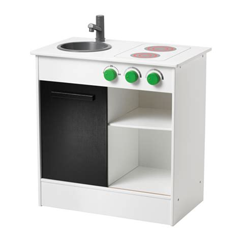 mini cuisine ikea nybakad play kitchen white 49x30x50 cm ikea