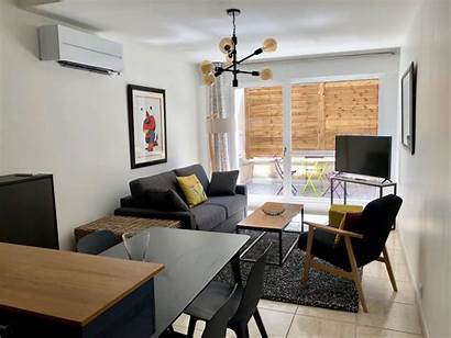 Studio Furnished Apartment Air Valenciennes Fully Conditioned