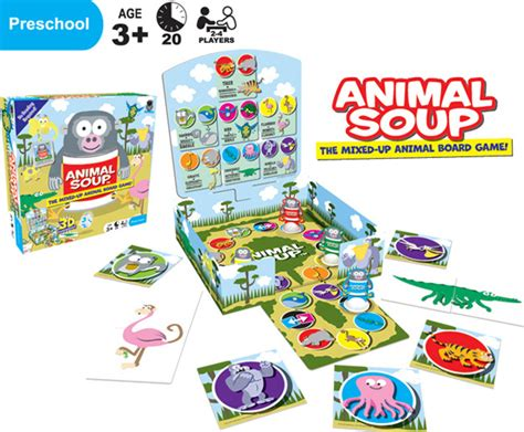 product review animal soup game age  mommas bacon