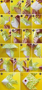 Poisson Origami Facile : best 25 bricolage facile ideas on pinterest children ~ Melissatoandfro.com Idées de Décoration