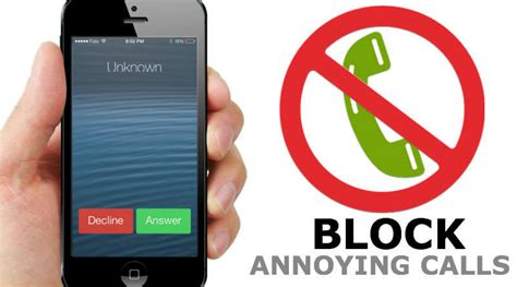 block phone calls best 5 ios apps to detect and block annoying calls on