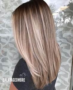 Ombre Hair Blond Polaire : die besten 25 aschblond ombre ideen auf pinterest blonde wurzeln dunkle haar wurzeln und ~ Nature-et-papiers.com Idées de Décoration