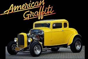 John Milner's '32 Deuce Coupe from American Graffiti ...
