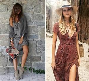Style Bohème Chic Femme : vetement femme style boheme multi shop ~ Preciouscoupons.com Idées de Décoration