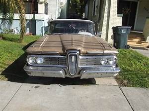 Who S Perfect Sale : 1959 edsel corsair near perfect exterior trim for sale ~ Watch28wear.com Haus und Dekorationen