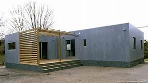 Maison Modulaire Bois : maison modulaire rt 2012 archivos maison en bois casas ~ Melissatoandfro.com Idées de Décoration