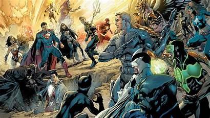 Dc Justice Comics League 52 Wonder Wallpapers