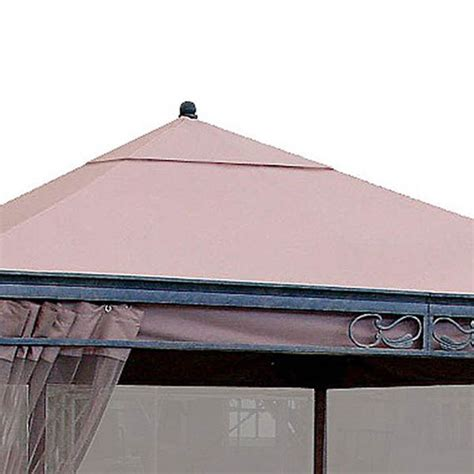 sears jra furniture gazebo replacement canopy and netting