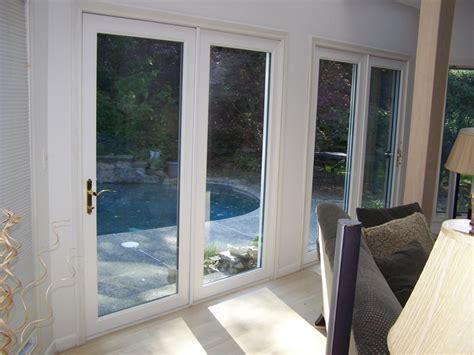patio door patio door guard rail