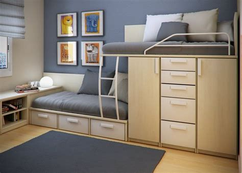 Cool Bedroom Ideas For Small Rooms by 25 Cool Bed Ideas For Small Rooms Loft Beds