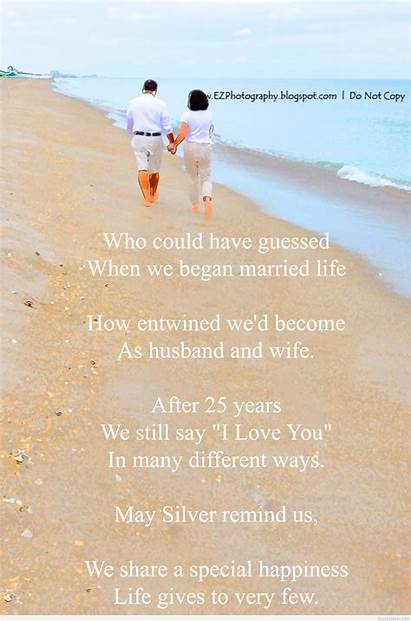 Anniversary Parents Wishes Quotes Marriage Happy Poems