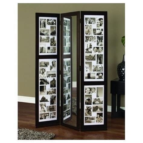 Mirror Full Length Picture Frames Room Divider 3 Panel