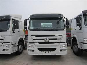 Zz4257n3241w Sinotruk Tractor Trailer Truck With 371hp