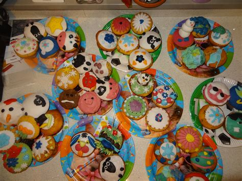 kursbeschreibung kindergeburtstag cupcakes verzieren