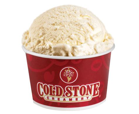 cold stone creations