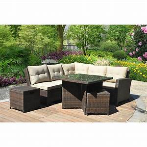 Inspirations excellent walmart patio chair cushions to for Outdoor sectional sofa walmart