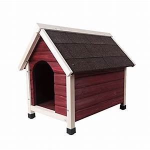 petsfit wood dog house dog house outdoor pets geeks With petsfit dog house
