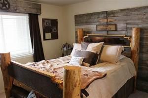 decoration chambre rustique With decor de chambre a coucher champetre