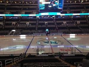 Sap Center Section 115 Row 16 Seat 17 San Jose Sharks
