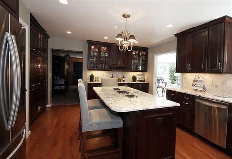 kitchen island with black granite top kitchen renovation ideas