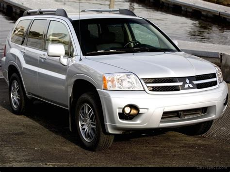 2007 Mitsubishi Endeavor by 2007 Mitsubishi Endeavor Suv Specifications Pictures Prices