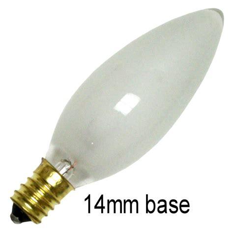 bulbrite 401460 60ctf e14 b10 decor torpedo light bulb