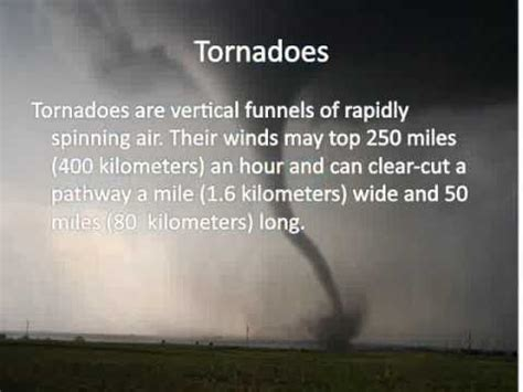 powerpoint natural disasters youtube