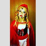 Homemade Broken Doll Costume | 508 x 918 jpeg 183kB