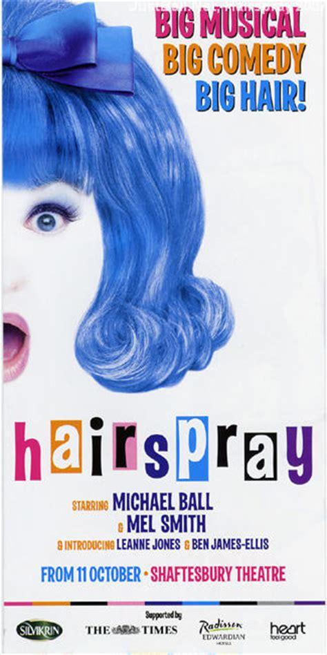 hairspray page