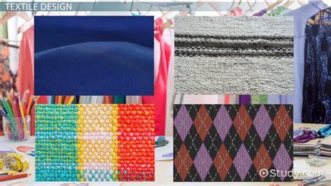 textile design definition history video lesson