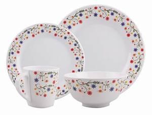 Geschirr Set Weiß Rund : melamin geschirr design flower weiss bunt rund melamin geschirr ~ Yasmunasinghe.com Haus und Dekorationen