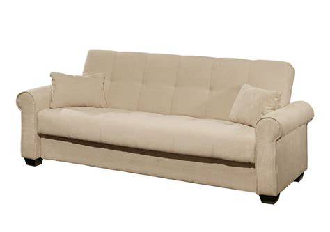 convertible sofa with storage abbyson living brighton convertible sofa with storage yg