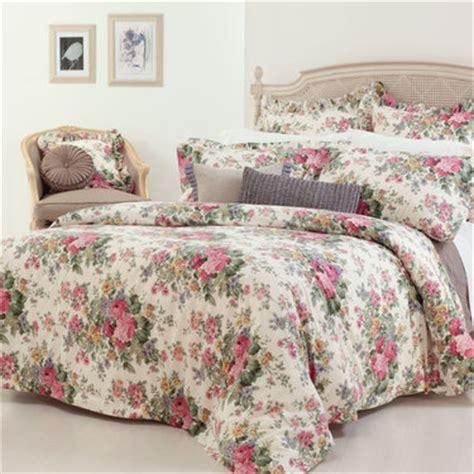 Gainsborough Rosewood Floral Quilt Cover Set