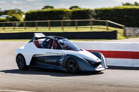 Nissan Bladeglider Concept Review Auto Express