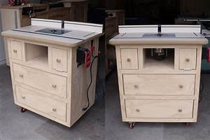 Build A Router Table With These 11 Free Downloadable Diy