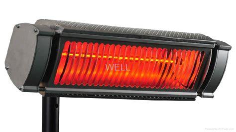 patio heater ww 15073 well taiwan manufacturer