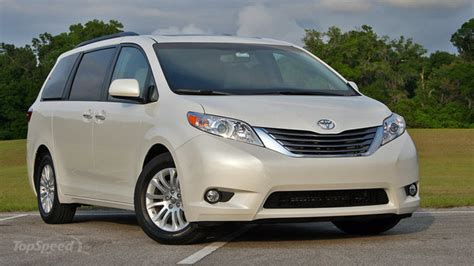 2020 Toyota Sienna Concept, Redesign And Release Date