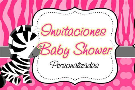 invitaciones de baby shower 75 00 en mercado libre