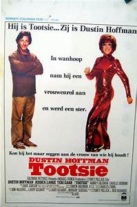 """TOOTSIE"" MOVIE POSTER - ""TOOTSIE"" MOVIE POSTER"