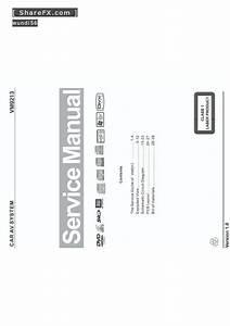 Jensen Vm9213 Pdf Free Manual Download Page In 2020