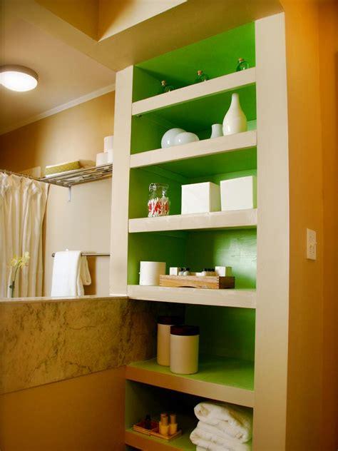 bathroom organization diy
