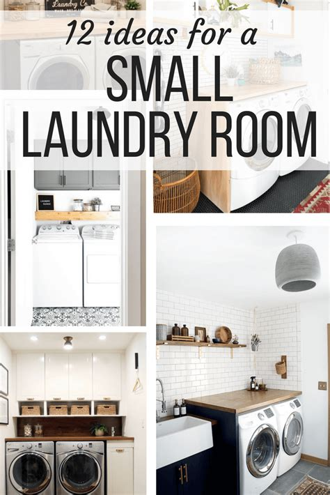 Ideas For Small Kitchen - small laundry room ideas organization more love renovations